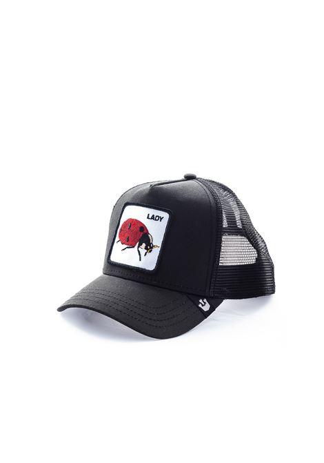 Cappello coccinella nero GOORIN BROS | Cappelli | 0560COCCINELLA-BLACK