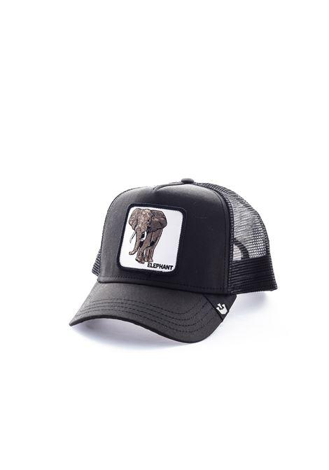 Cappello elefante nero GOORIN BROS | Cappelli | 0561ELEPHANT-BLACK