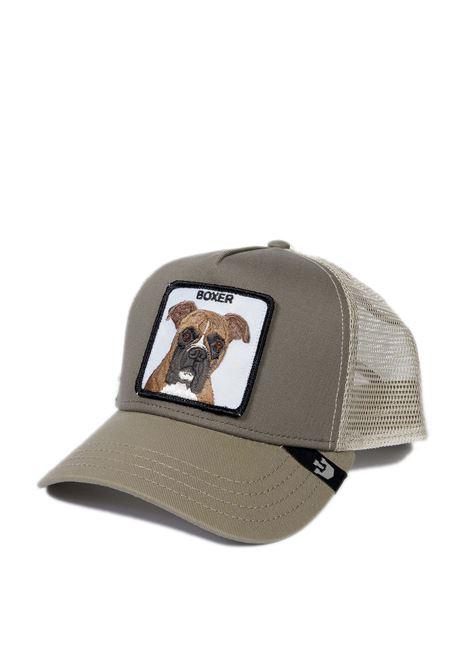 Cappello cane grigio GOORIN BROS | Cappelli | 0619BOXER-GREY