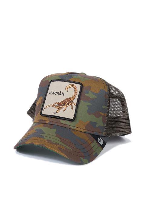 Cappello scorpione camouflage GOORIN BROS | Cappelli | 0662ACACRAN-CAMOUFLAGE
