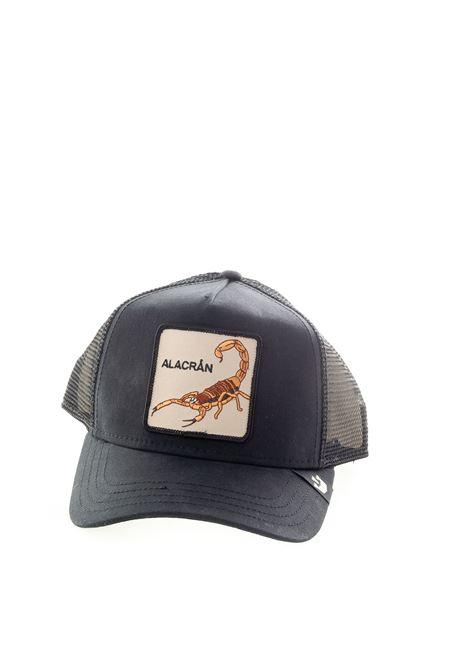 Cappello scorpione nero GOORIN BROS | Cappelli | 0814TESS-BLACK