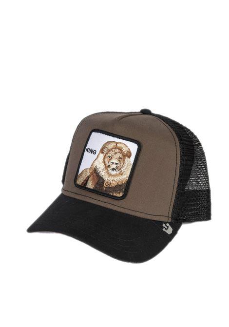Cappello leone marrone GOORIN BROS | Cappelli | 2747TESS-BROWN