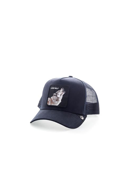 Cappello lupo blu GOORIN BROS | Cappelli | 6099TESS-NAVY