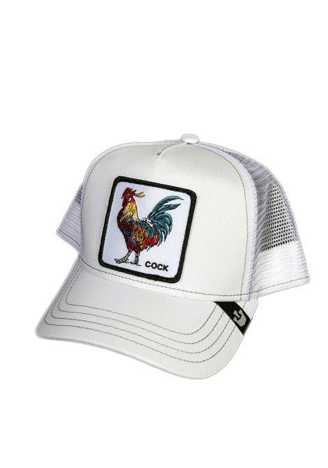 Cappello gallo bianco GOORIN BROS | Cappelli | 9984TESS-WHITE