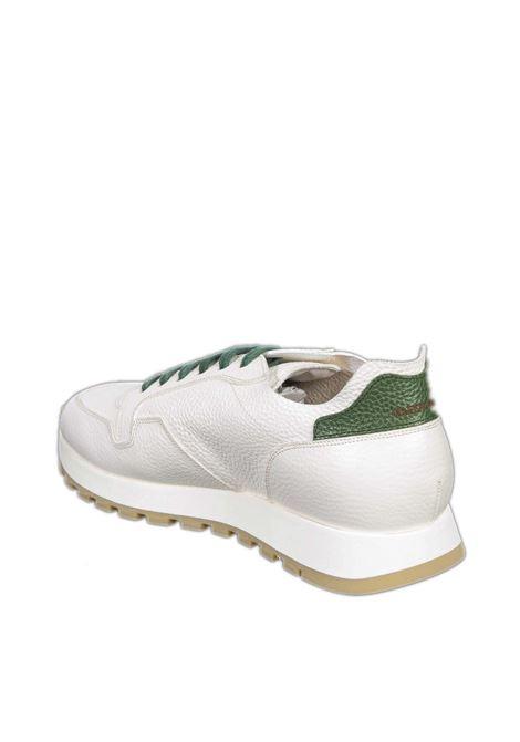 Sneaker lucca bianco/verde GREEN GEORGE | Sneakers | 25LUCCA-215