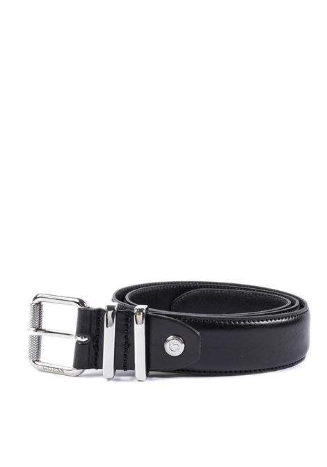 Cintura reversibile pelle nero/marone GUESS | Cinture | BM7318LEA35-BLK/BRO