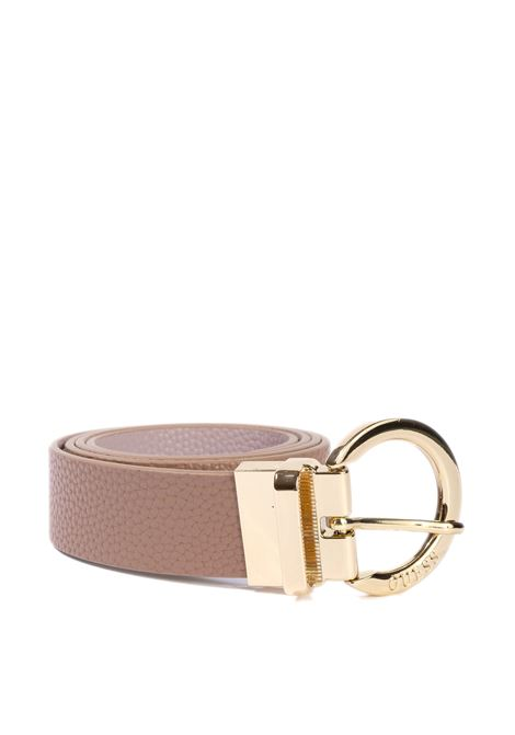 Cintura reversibile cuoio/rosa GUESS | Cinture | BW7420ALBY-MCR