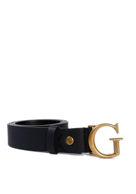 Cintura corily nero GUESS | Cinture | BW7451CORILY-BLA