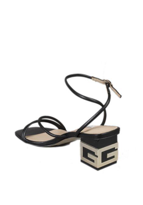 Sandalo fasce nero GUESS | Sandali | FL6MACMACRE-BLACK