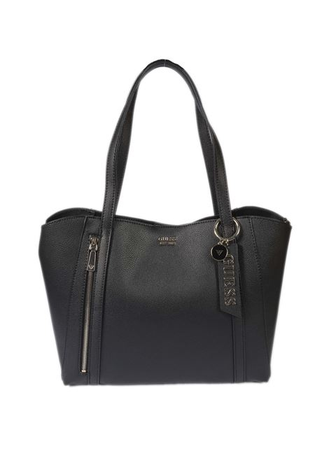 Shopping naya nero GUESS | Borse a spalla | VG7881230NAYA-BLA