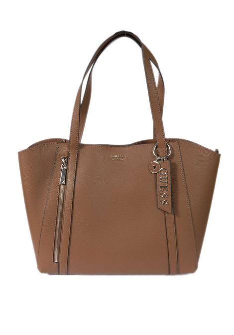 Shopping naya cuoio GUESS | Borse a spalla | VG7881230NAYA-COG