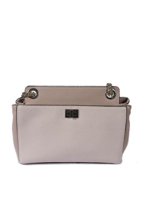 Tracolla sandrine bianco GUESS | Borse mini | VG7965200SANDRINE-WML