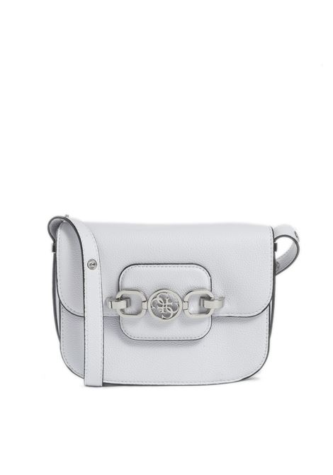 Tracolla hensley bianco GUESS | Borse mini | VG8113780HENSELY-WHI