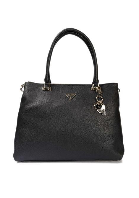 Shopping destiny nero GUESS | Borse a mano | VY7878100DESTINY-BLA