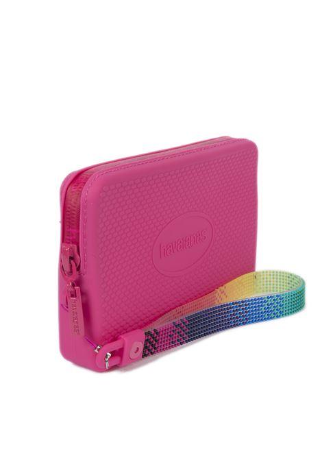 Pochette mini rosa HAVAIANAS | Borse mini | 4145431MINI-0112