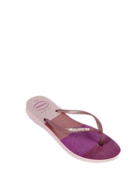 Infradito slim palette rosa HAVAIANAS | Sandali flats | 4145766SLIM PALETTE-5179