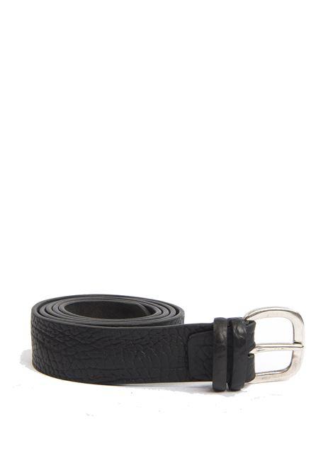 Cintura vitello nero ITALIAN BELTS | Cinture | 625/35VIT-NERO