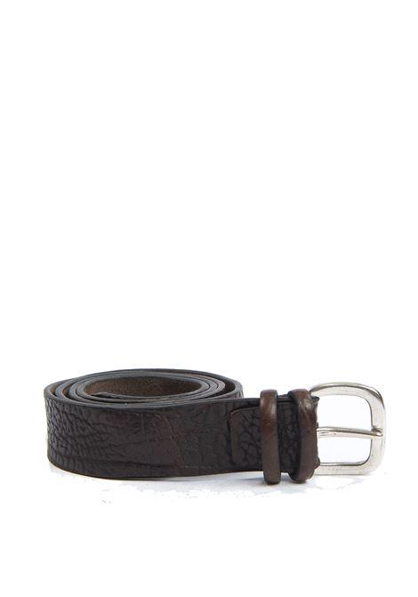 Cintura vitello moro ITALIAN BELTS | Cinture | 625/35VIT-T.MORO