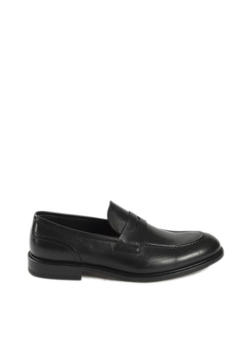 Mocassino butter nero JEROLD WILTON | Mocassini | 1063BUTTER-NERO