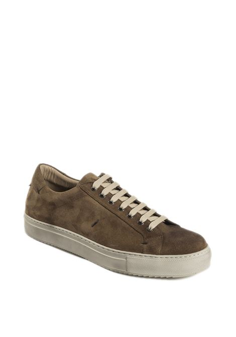 Sneaker cachemire tabacco JEROLD WILTON | Sneakers | 1134CACHEMIRE-TABACCO