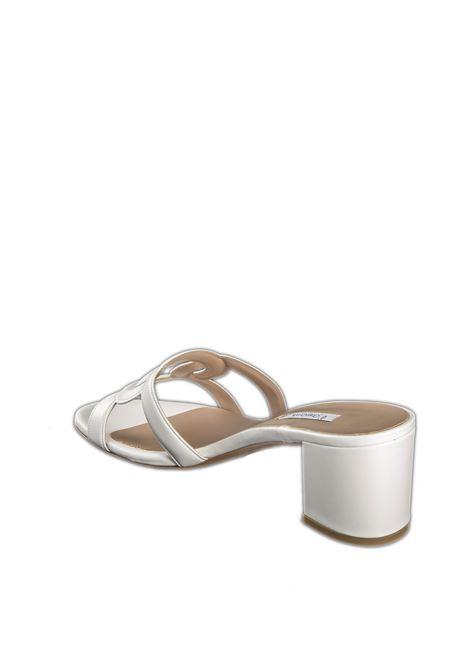 Sandalo soft t60 bianco L'AMOUR BY ALBANO | Sandali | 212SOFT-BIANCO