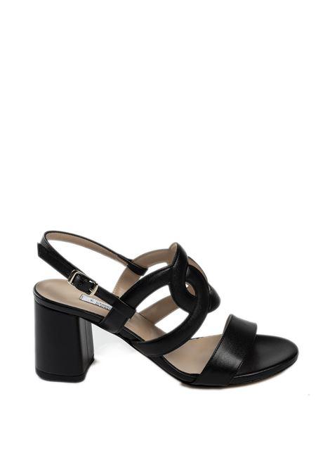 Sandalo soft t70 nero L'AMOUR BY ALBANO | Sandali | 247SOFT-NERO