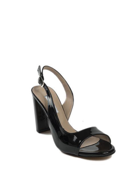 Sandalo vernice t85 nero L'AMOUR BY ALBANO | Sandali | 608VERNICE-NERO