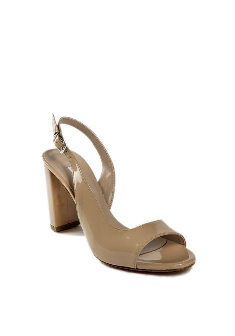Sandalo vernice t85 nude L'AMOUR BY ALBANO | Sandali | 608VERNICE-NUDE