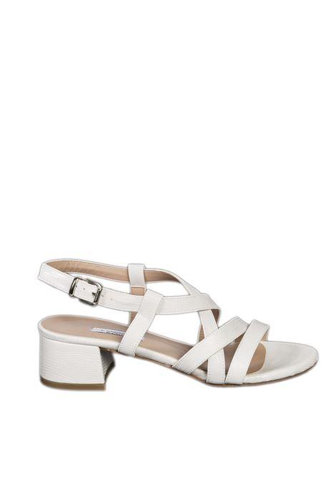 Sandalo tejos bianco L'AMOUR BY ALBANO | Sandali | 623TEJOS-BIANCO