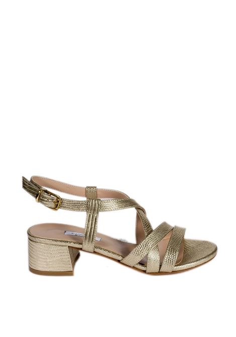 Sandalo tejos platino L'AMOUR BY ALBANO | Sandali | 623TEJOS-PLATINO
