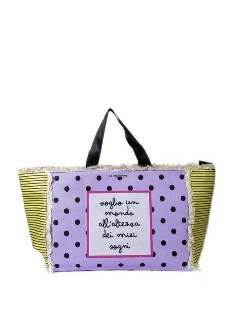 Borsa marina bag lilla LE PANDORINE | Borse a spalla | 2802MARINA BAG-02