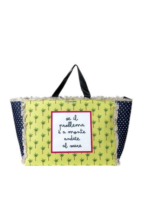 Borsa marina bag giallo LE PANDORINE | Borse a spalla | 2802MARINA BAG-04