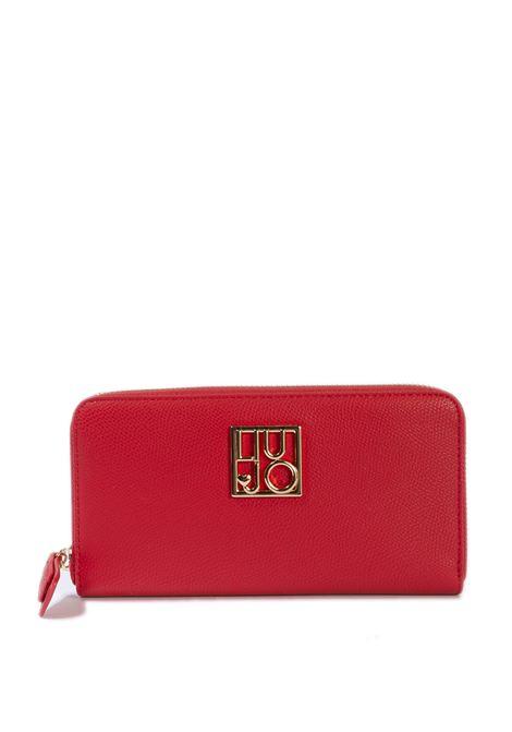 Portafoglio s.valentino rosso LIU JO | Portafogli | A1120E0017S.VALENTINO-91664
