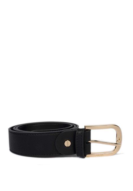 Cintura plain nero LIU JO | Cinture | A1213E0017PELLE-22222