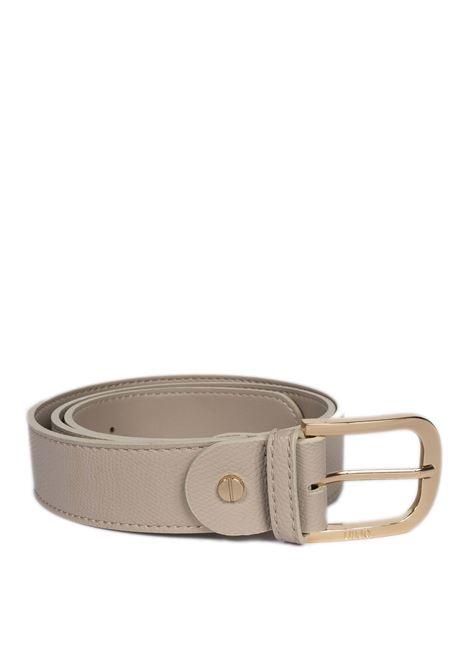 Cintura plain taupe LIU JO | Cinture | A1213E0017PELLE-51308