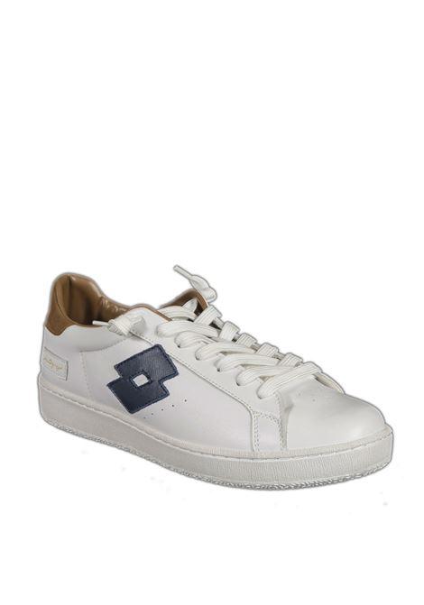 Sneaker autograph bianco/moro LOTTO | Sneakers | 215171AUTOGRAPH-7DP