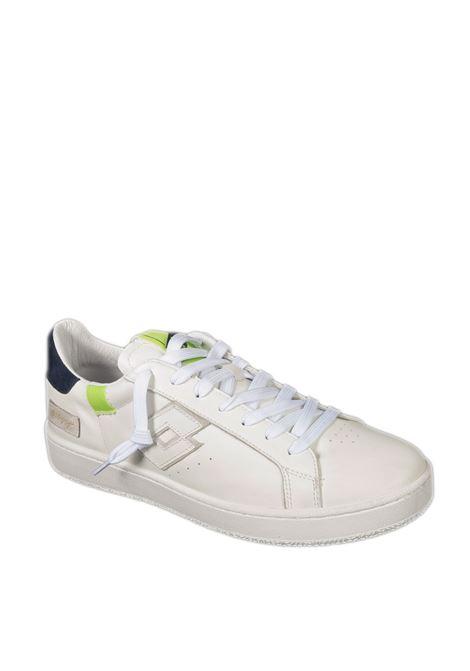 Sneaker autograph bianco/verde LOTTO | Sneakers | 216277AUTOGRAPH-7RH