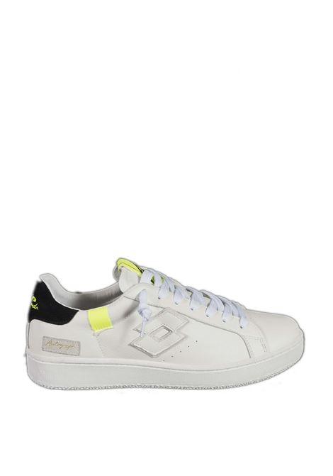 Sneaker autograph bianco/giallo LOTTO | Sneakers | 216277AUTOGRAPH-7RI