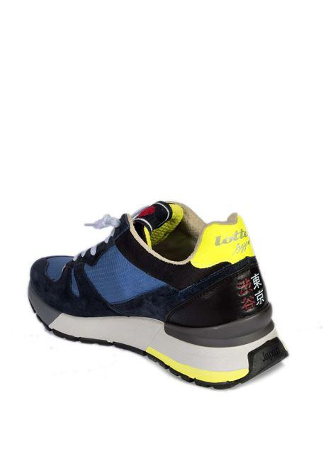 Sneaker tokyo shibuya blu LOTTO | Sneakers | 216289TOKYO SHIBUYA-7S9