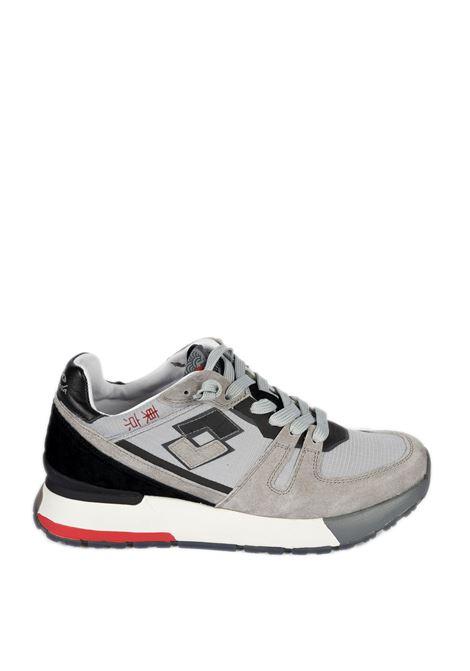 Sneaker tokyo shibuya grigio/nero LOTTO | Sneakers | 216291TOKYO SHIBUYA-2G7