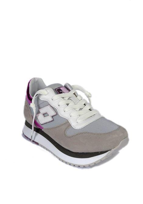 Sneaker wedge grigio LOTTO | Sneakers | 216295WEDGE-7SL