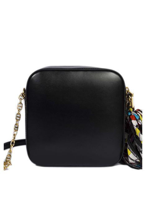 Tracolla square nero LOVE MOSCHINO   Borse mini   4264PELLE-000