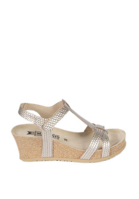 Sandalo liviane platino MEPHISTO | Sandali | LIVIANETWIST-52053