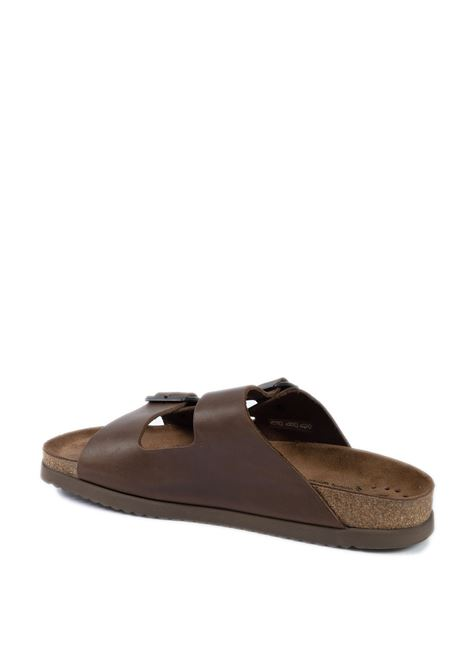 Sandalo nerio marrone MEPHISTO | Sandali flats | NERIOSCRATCH-3451