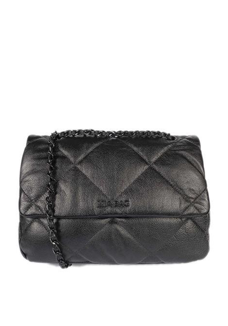 Tracolla maxi tiffany nero MIA BAG | Borse a spalla | 14911LTIFFANY-001