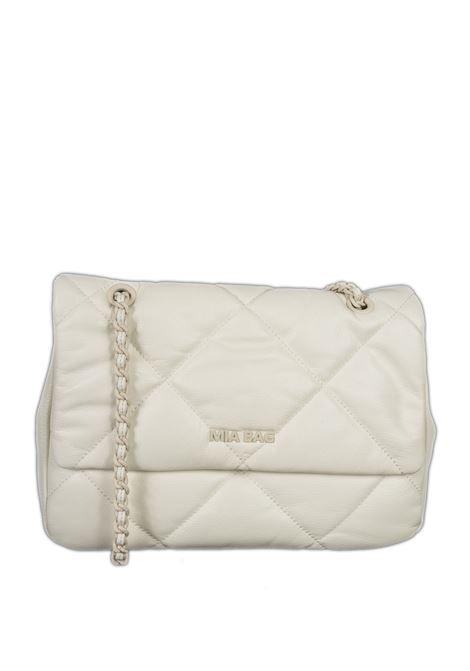 Tracolla maxi tiffany panna MIA BAG | Borse a spalla | 14911LTIFFANY-124