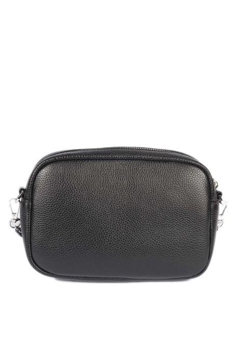 Tracolla zip chain nero MIA BAG | Borse mini | 21102CHAIN-001