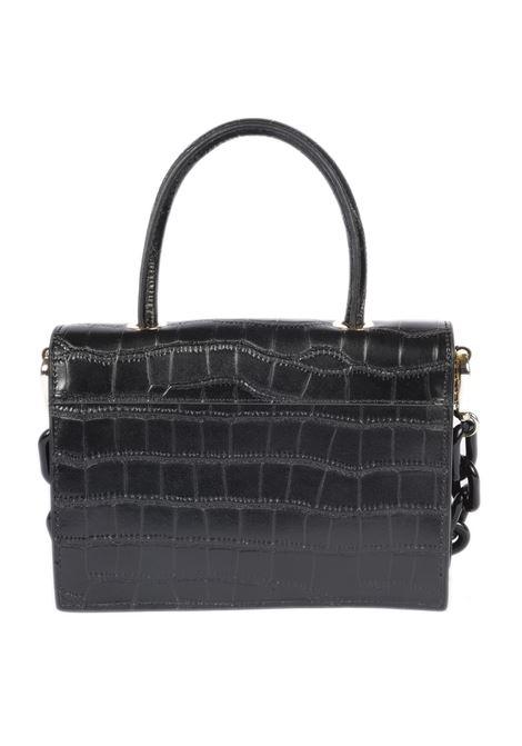 Mini bag cocco nero MIA BAG | Borse mini | 21129COCCO-001