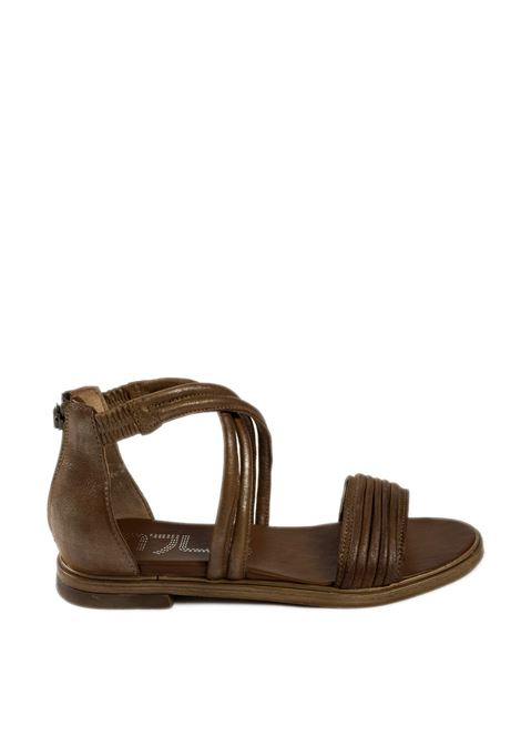 Sandalo flat incrocio sella MJUS | Sandali flats | M05062PELLE-SELLA