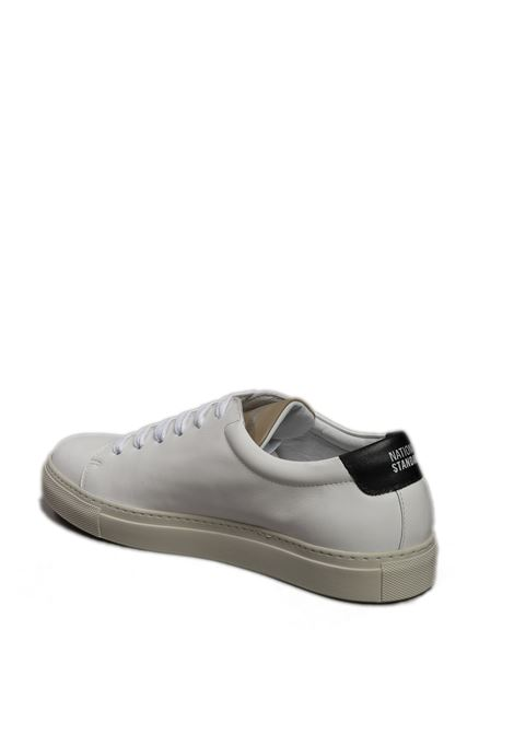 Sneaker edition 3 bianco/nero NATIONAL STANDARD | Sneakers | M03EDITION 3-019